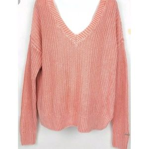victoria's secret pink forenza sweater.